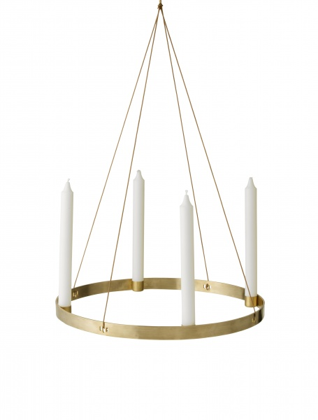 Bilde av Candle holder circle - small