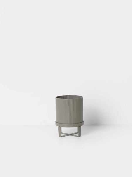 Bilde av Bau pot - light grey small